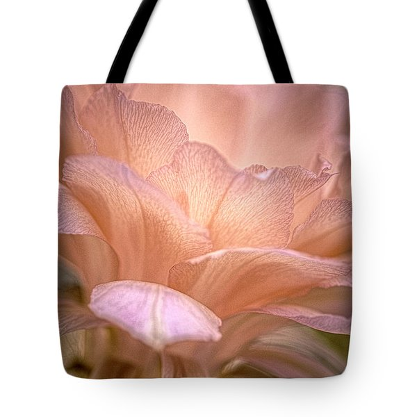 Echinopsis Los Angeles Tote Bag by Julie Palencia