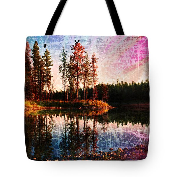 Echo Lake Tote Bag