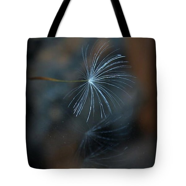 Tote Bag featuring the photograph Echo... by Marija Djedovic