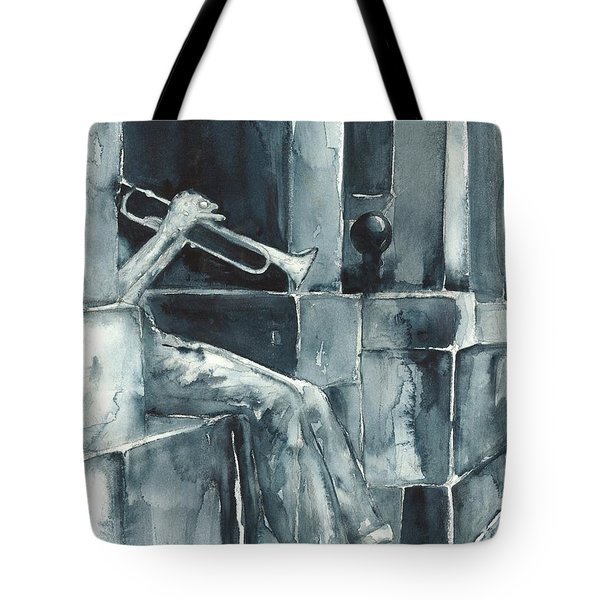 Echo Of The Spirit Tote Bag