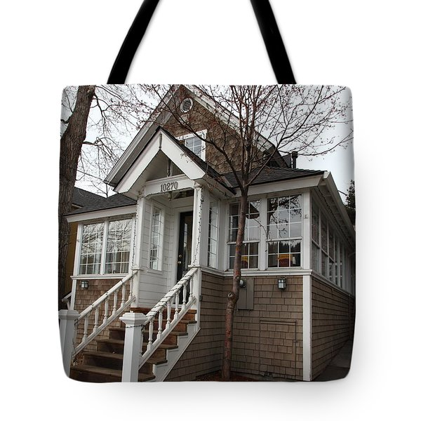 Eclectic Backroads Americana Homes In Truckee California 5d27468 Tote Bag