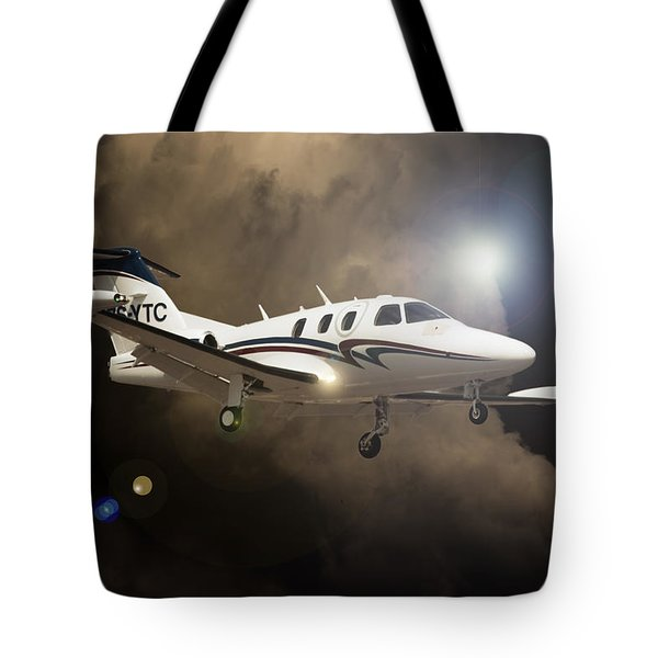 Eclipse Landing Tote Bag