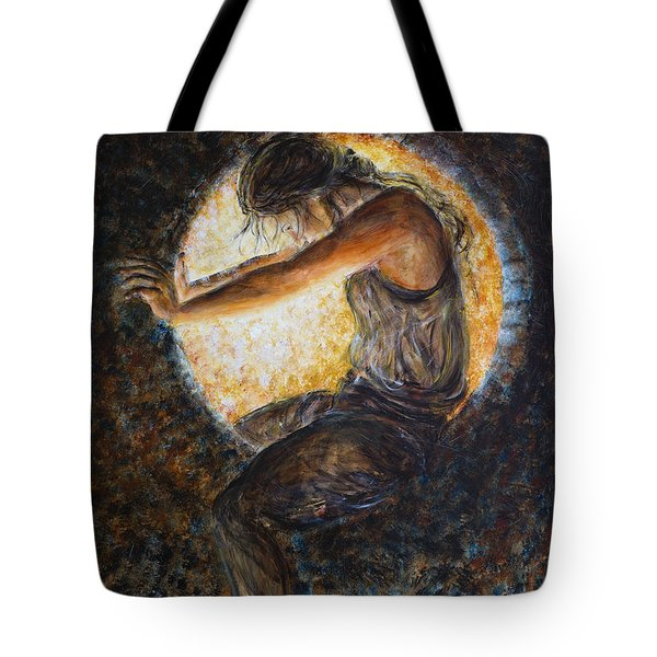 Eclipsed Tote Bag