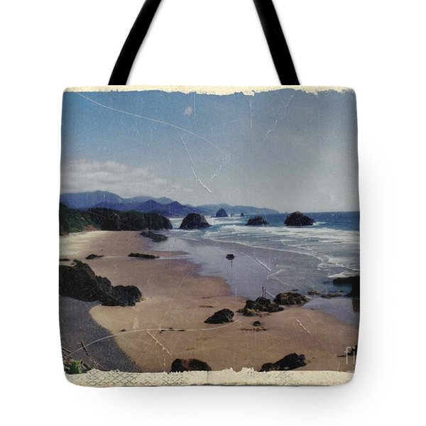 Ecola 1 Tote Bag by Chalet Roome-Rigdon