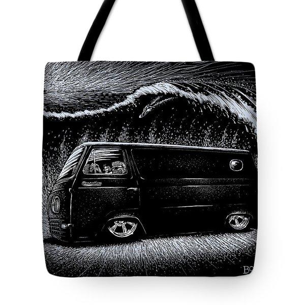 Econoline Wave II Tote Bag