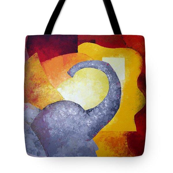 Ecstasy Tote Bag by Draia Coralia