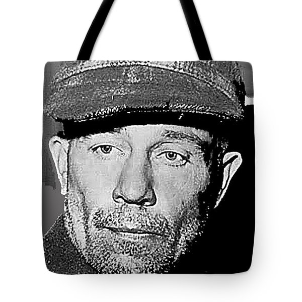 Ed Gein The Ghoul Who Inspired Psycho Plainfield Wisconsin C.1957-2013 Tote Bag