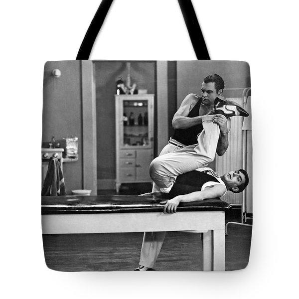 Eddie Cantor Tote Bag