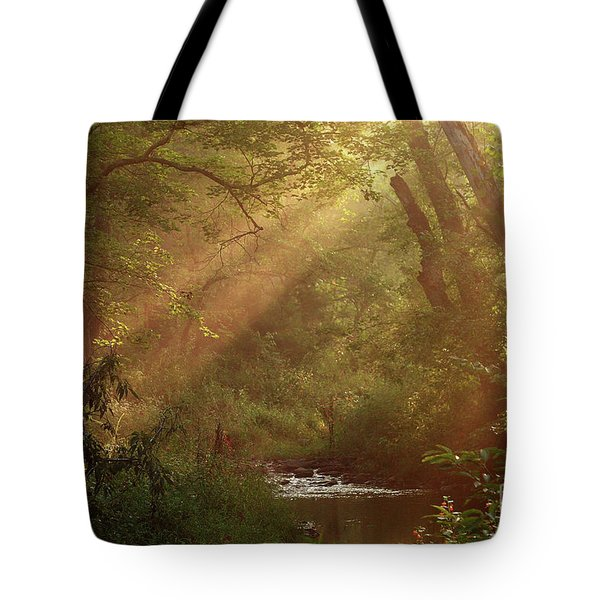 Eden...maybe. Tote Bag