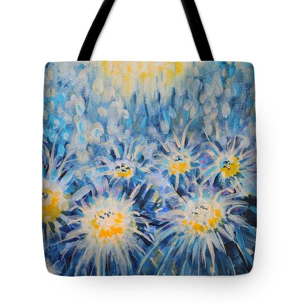Edentian Garden Tote Bag