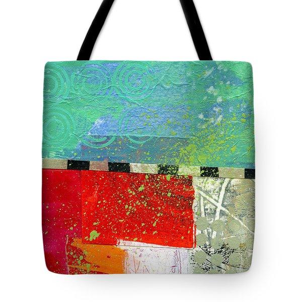 Edge 48 Tote Bag by Jane Davies