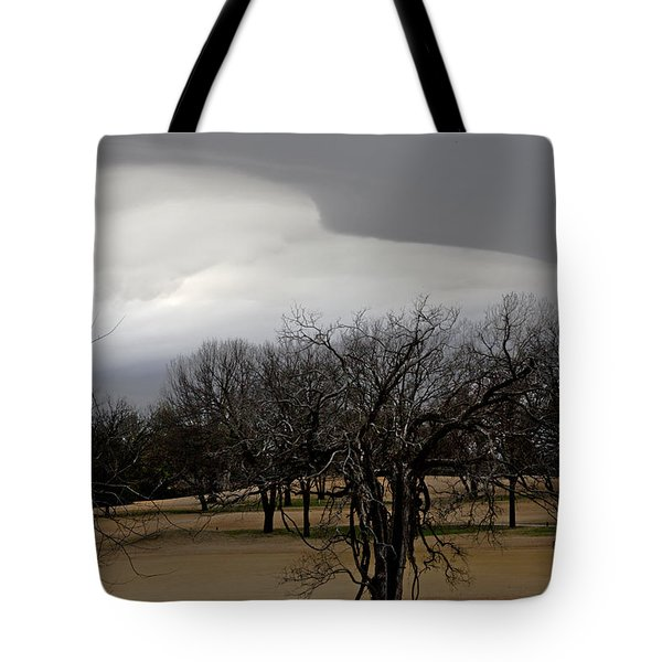 Edge Of Night Tote Bag by Ross Odom