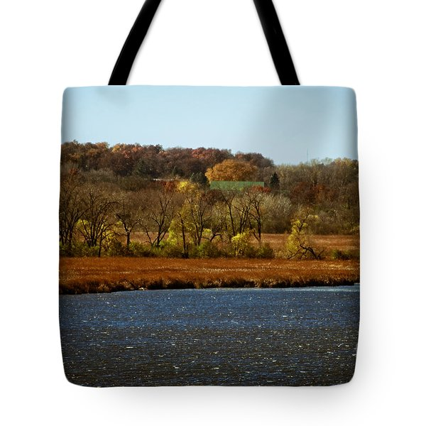 Edge Of The Marsh Tote Bag