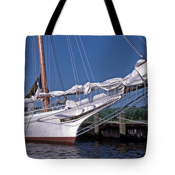 Edna Lockwood Tote Bag by Skip Willits