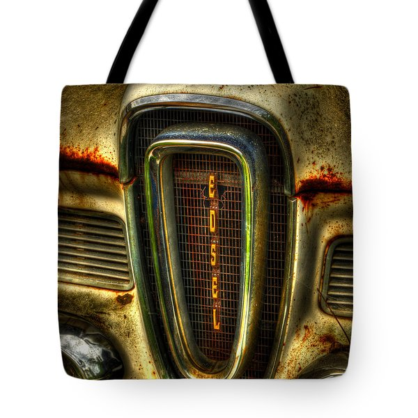 Edsel As Is Tote Bag