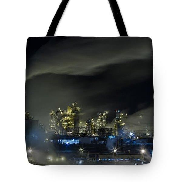 Eery Tote Bag