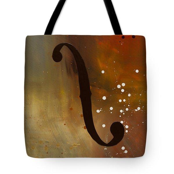 Efe Tote Bag by Carmen Guedez