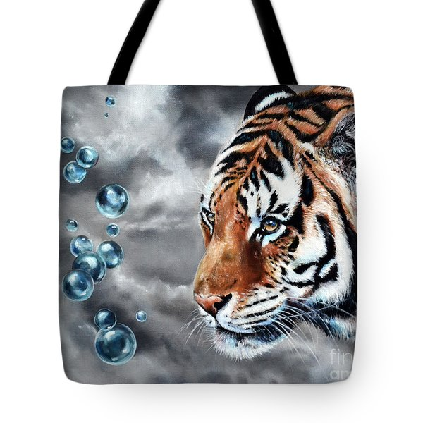 Effervescent Tote Bag