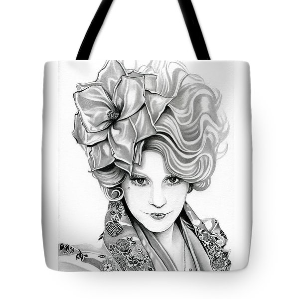 Effie Trinket - The Hunger Games Tote Bag
