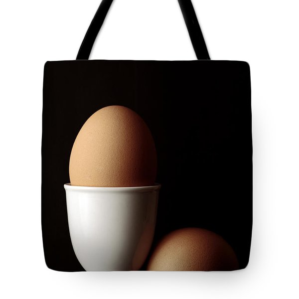 Eggs In Egg Cup Tote Bag