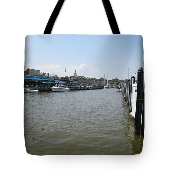 Ego Alley Tote Bag
