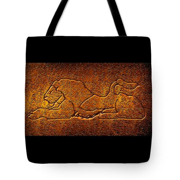 Egyptian Air Tote Bag