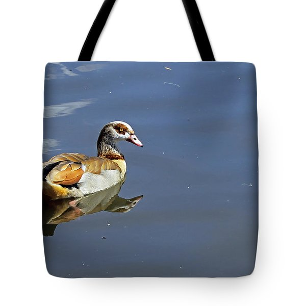 Egyptian Goose Tote Bag