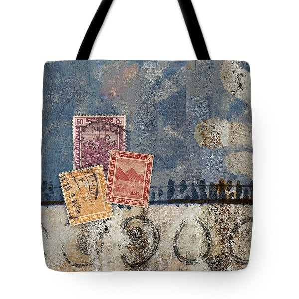 Egyptian Skies Tote Bag