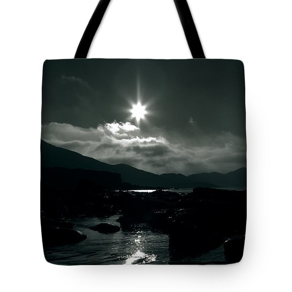 Eight Pointed Star  Tote Bag by Aidan Moran