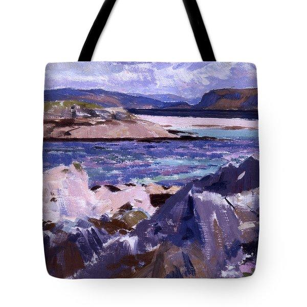 Eilean Annraidh From The North End Tote Bag