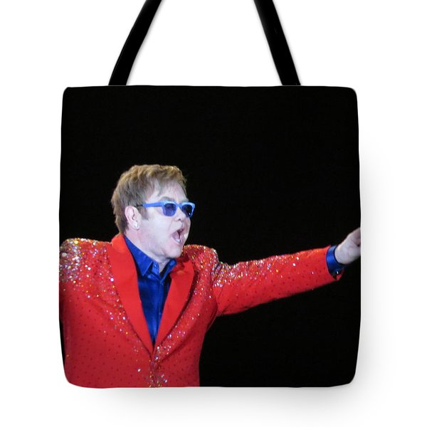 Ej Plays Soldout Concert Tote Bag by Aaron Martens