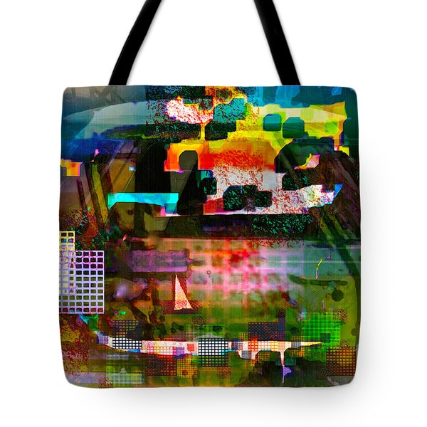 El Camino Restoration Tote Bag by Gwyn Newcombe