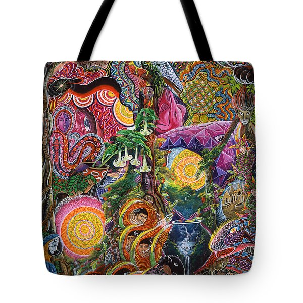 El Encanto De Las Piedras Tote Bag