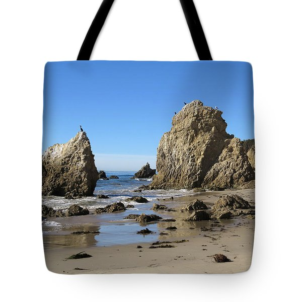 El Matador Beach Tote Bag