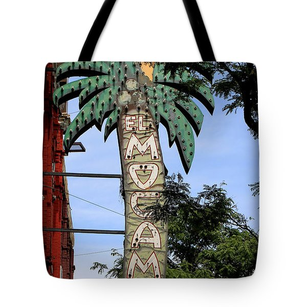 El Mocambo Tavern Tote Bag by Andrew Fare