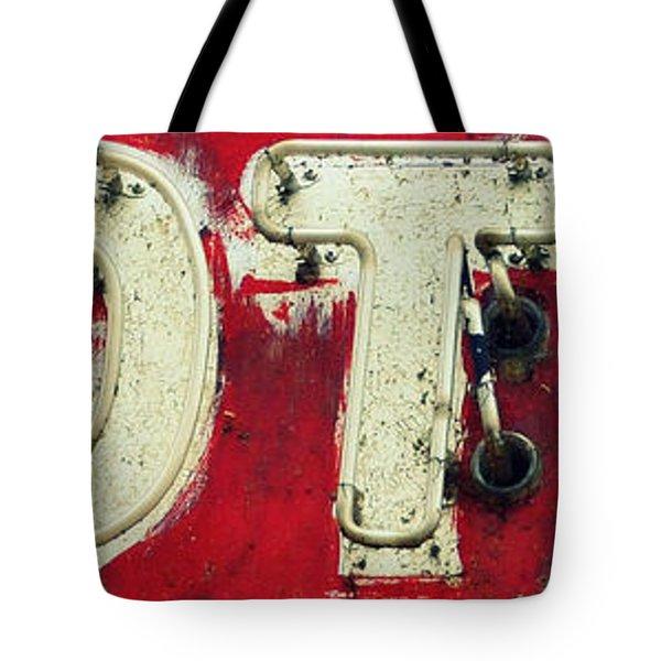 El Motel Tote Bag