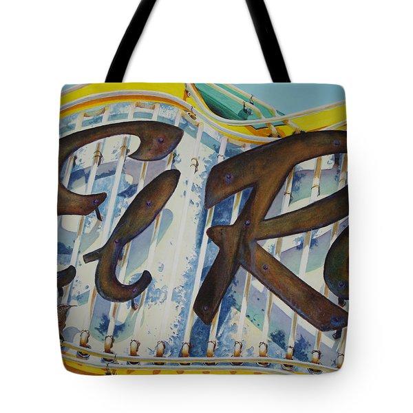 El Ray Tote Bag