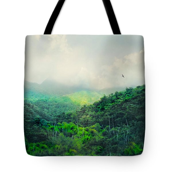 El Yunque National Rain Forest Tote Bag
