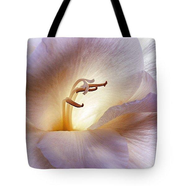 Elan Vital Tote Bag by Darlene Kwiatkowski