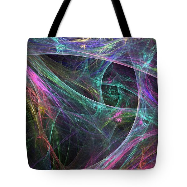 Elasticity-01 Tote Bag by RochVanh