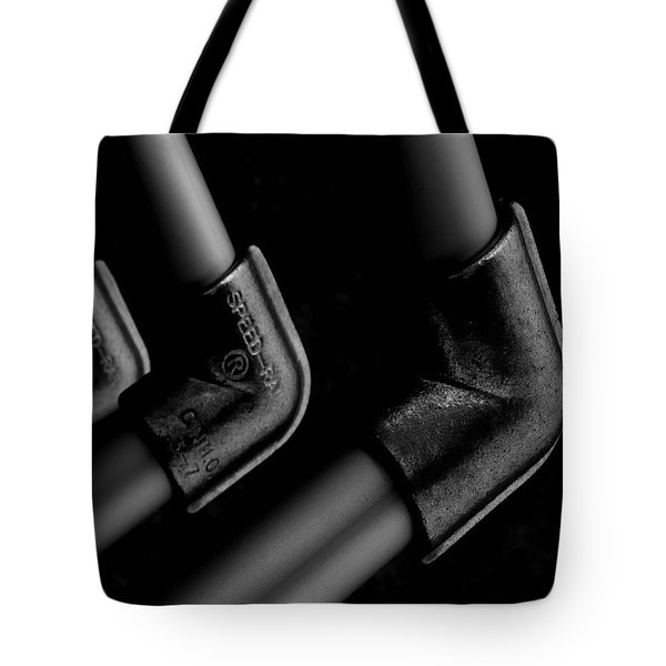 Elbows Tote Bag