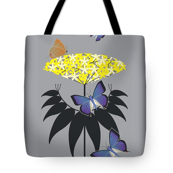 Elderberry Tote Bag