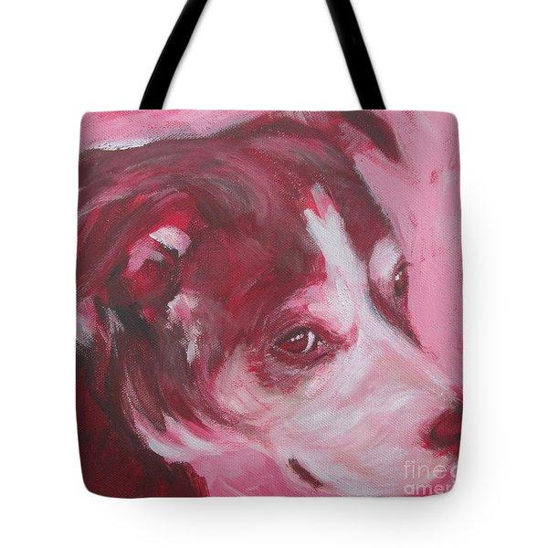 Elderbull Tote Bag
