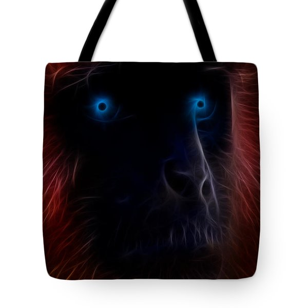 Electrified Tote Bag by Aged Pixel