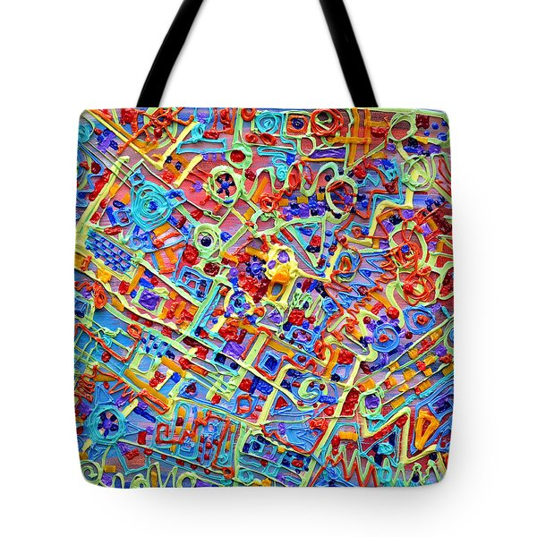 Electronics For Cats Tote Bag