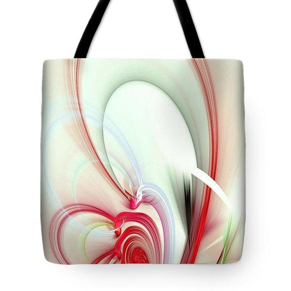 Elegance Tote Bag by Anastasiya Malakhova
