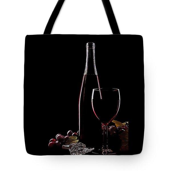 Elegance Tote Bag by Marcia Colelli