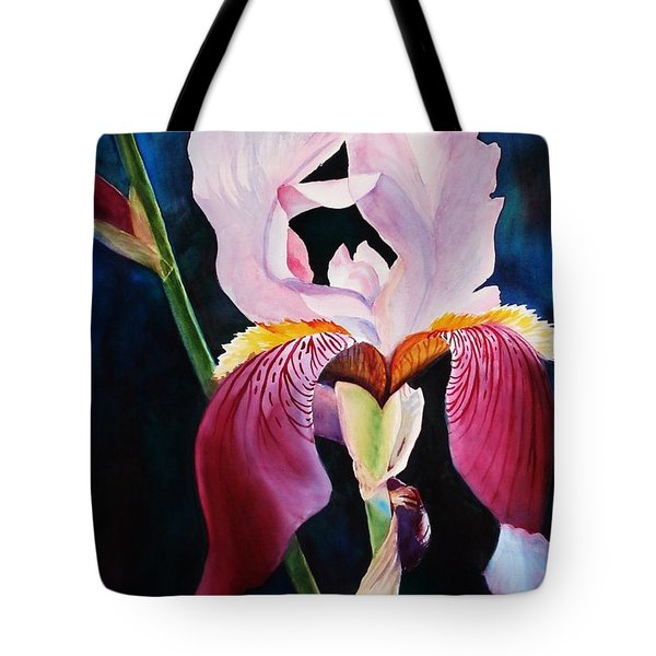 Elegance Tote Bag by Marilyn Jacobson