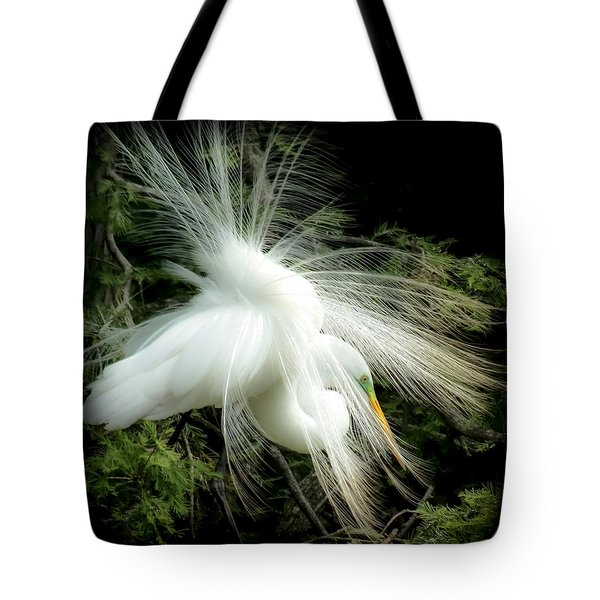 Elegance Of Creation Tote Bag