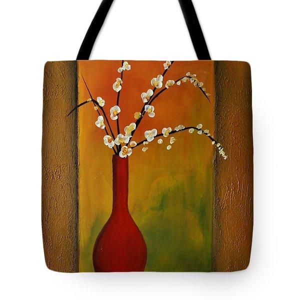 Elegant Bouquet Tote Bag